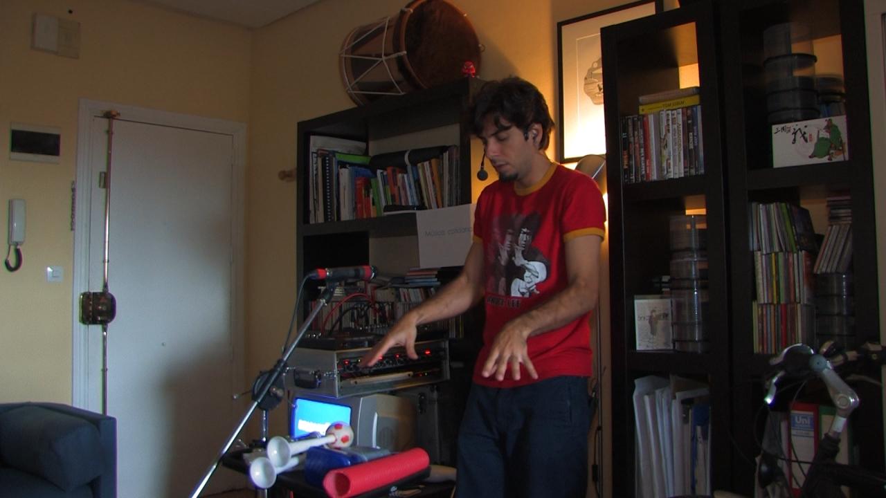 Diego Ain y su música cotidiana