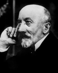 Retrato fotográfico de Georges Méliès en su madurez