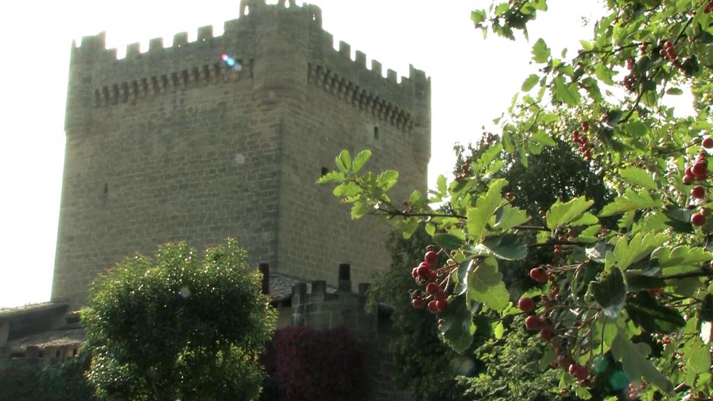 Castillo riojano, un marco de boda incomparable