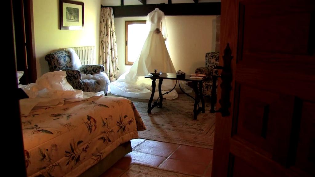 En el cuarto de la novia se esconde su secreto mejor guardado