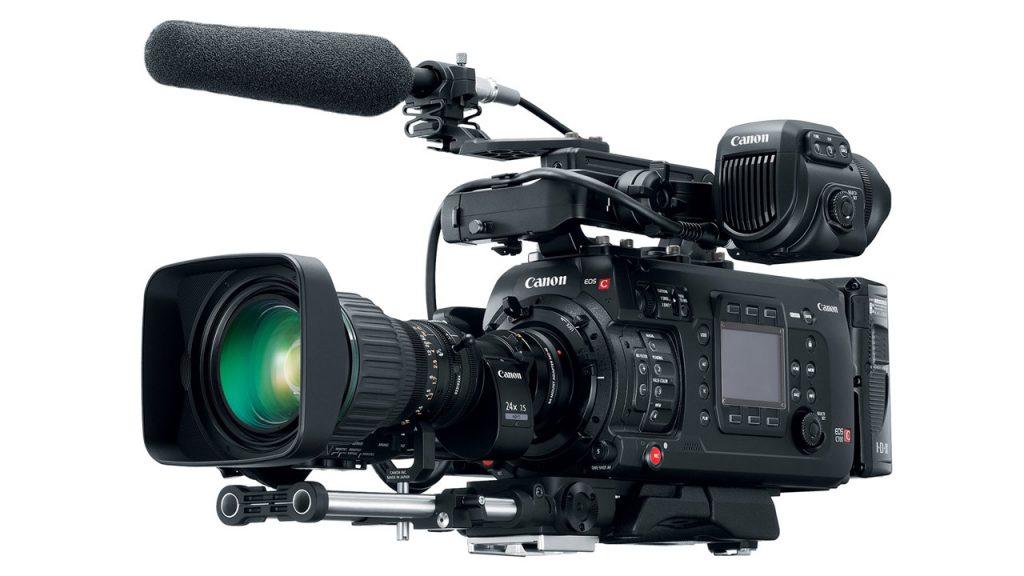 La nueva Canon C700, de la gama EOS Cine